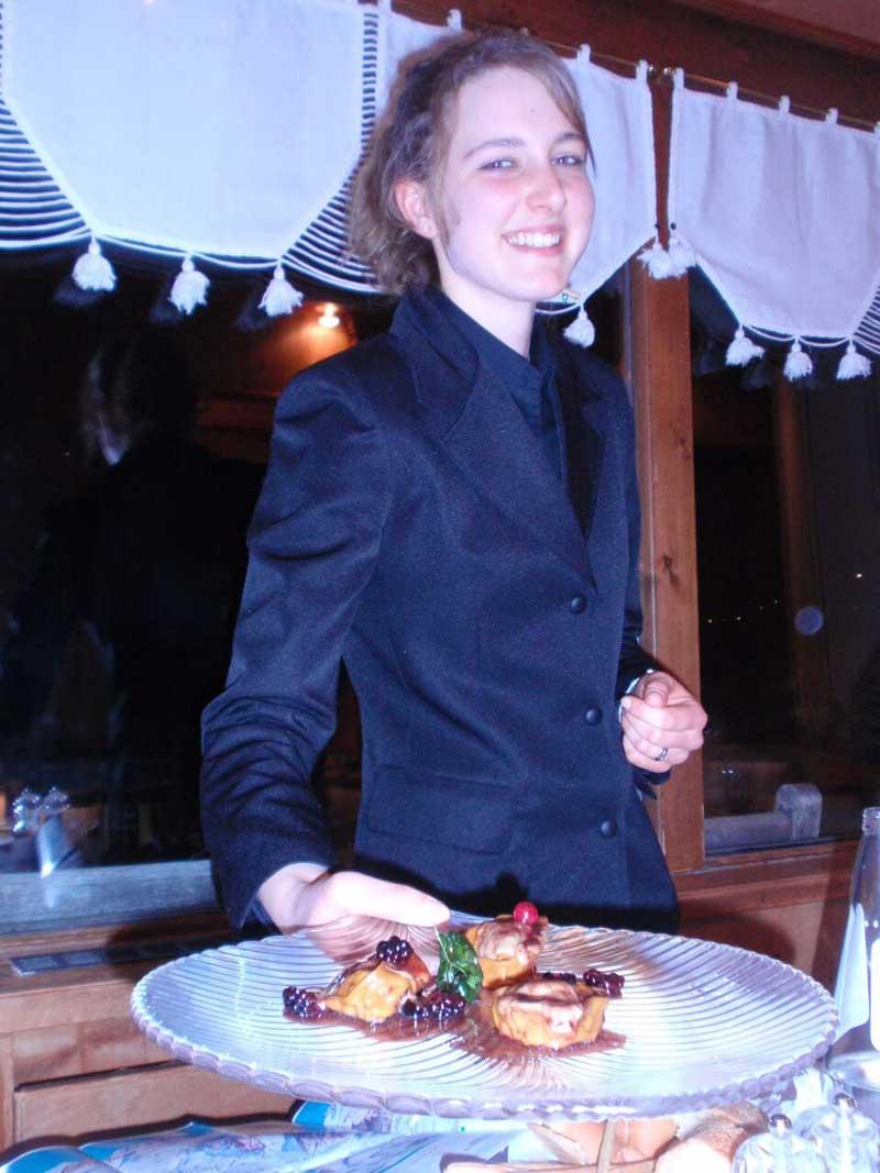 טיבולי- פילה צבי בציר 2-בשר ויין