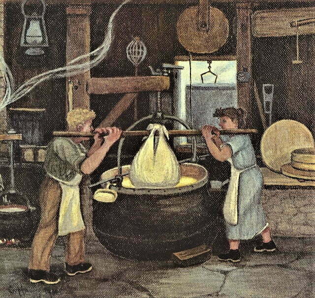 cheesemaking in ancient times2