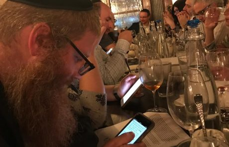 כיצד יהודי אמריקה בוחרים יין לחג