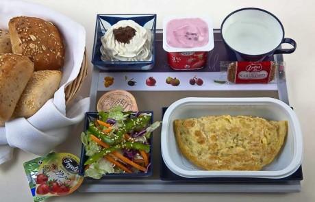 אירוע טעימת ארוחות בוקר של אל על